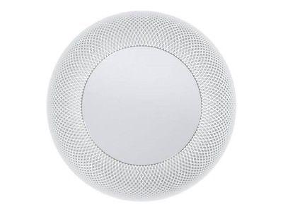 altavoz inteligente apple homepod color blanco