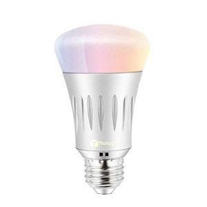 nologie led - bombillas inteligentes compatibles con alexa y google home