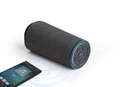 smart speaker Technaxx con Alexa y app para smarphone