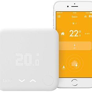 comprar termostato inteligente tado con app para smartphone
