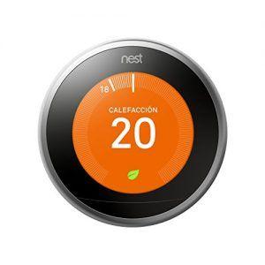 climatización y termostato inteligente nest