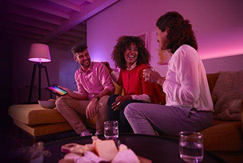 bombillas inteligentes phillips hue - luz ambiente blanca y de colores