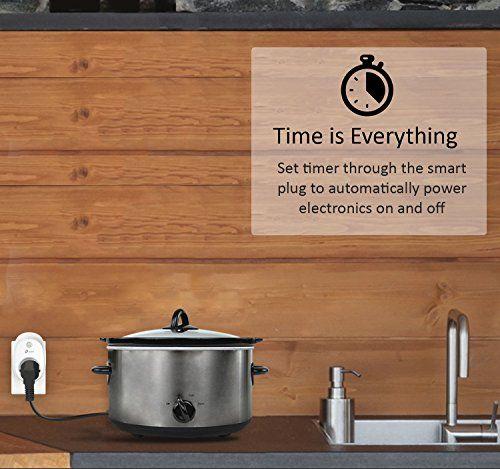 programar electrodomésticos con el enchufe inteligente tp-link