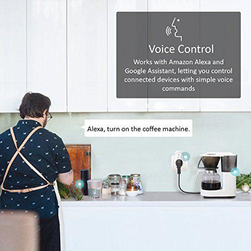 TP-LINK HS100 - Enchufe Inteligente con control de voz