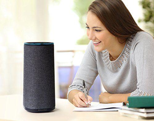 Technaxx MusicMan BT-X34 - Altavoz Bluetooth con Alexa