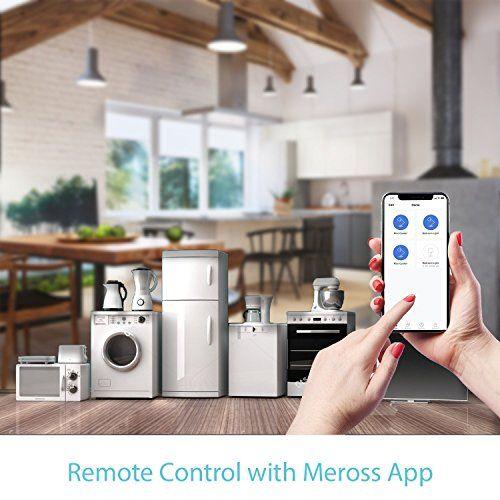 control remoto con la app de meros desde la app de tu smartphone