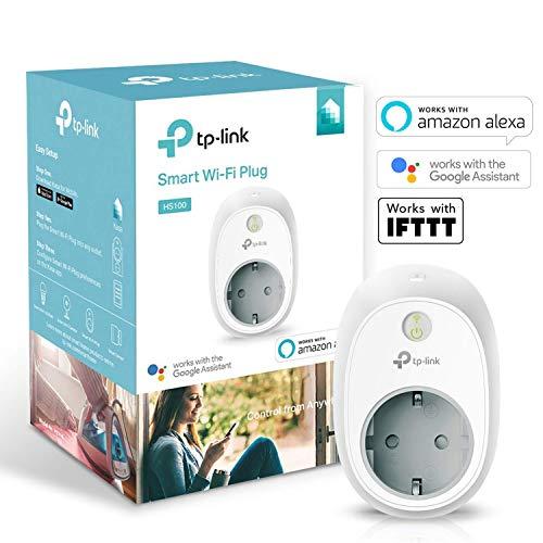 tp link smart wi-fi plug amazon alexa y google assistant