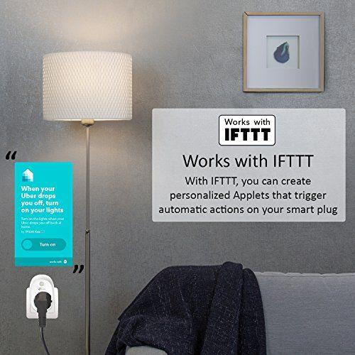 TP-LINK HS100 - Enchufe Inteligente para el hogar