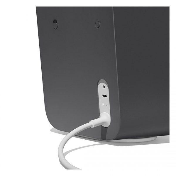 cable smart speaker google home max negro