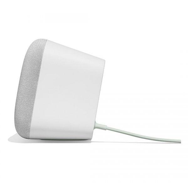 perfil del altavoz inteligente google home max