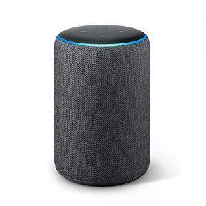 Echo Plus (2.ª generación) - Sonido de alta calidad con Alexa, Negro