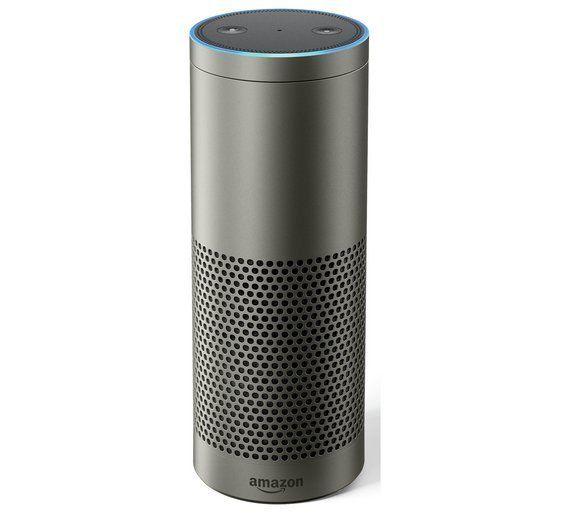 comprar AMAZON ECHO PLUS Color Plata