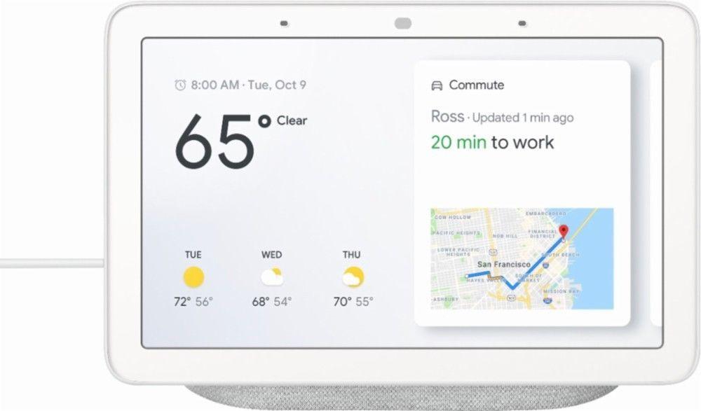 comprar google home hub