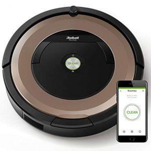 IROBOT ROOMBA 895 - Robot Aspirador con Sensores Dirt Detect y Alexa