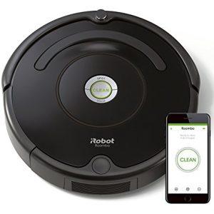 IROBOT ROOMBA 671 - Robot aspirador compatible con Alexa