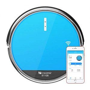 PROSCENIC 811GB - Robot Apirador + Fregasuelos con Alexa