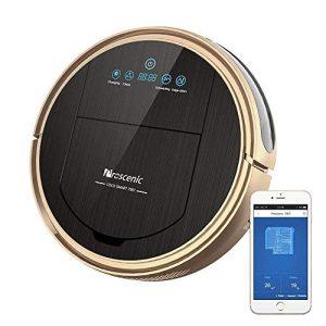PROSCENIC 790T- Robot Aspirador Inteligente + Fregona con Alexa