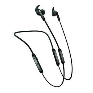 JABRA ELITE 45e - Auriculares Neckband con Alexa (negro)