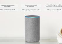 Amazon Echo y comandos de voz de Alexa en Español