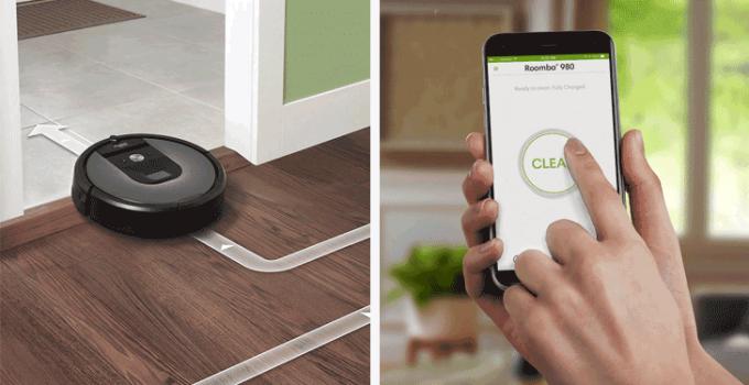 mejores robots aspiradores inteligentes con alexa para tu smart home